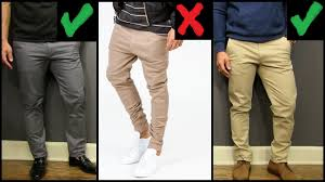style tips how to wear chinos