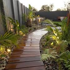 tropical backyard landscaping design