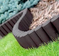 garden fence lawn edging border edge