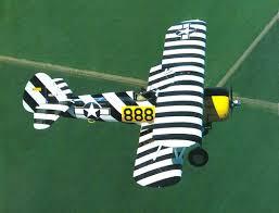 "Byron Roberts Stearman N5321N ""Stripes"""