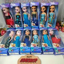 Hộp búp bê Elsa và Anna siêu xinh
