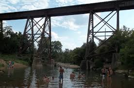 MYRTLE-Hillbilly Swimming Hole | Life in the Ozarks