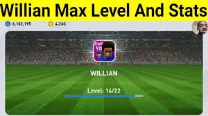 Training Fernandinho To Max Level And Stats Review In PES 2020 Mobile -  YouTube