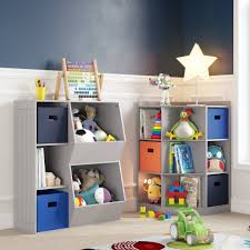 Kids Corner Storage Cabinet With Cubbies Shelves Riverridge Home Kids Bedroom Furniture Toddler Bedrooms Kid Room Decor
