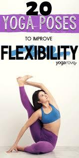20 beginner yoga poses for flexibility