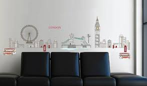 London Wall Decal Sticker Wall Decal Allposters Com
