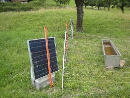 Green Farming Solar Powered Electric Fence For Livestock Stuff4petz