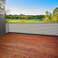 Privacy Screen Mesh For Backyard Deck Patio Balcony Pool Fence Grey White 0 75 6m Shade Sails Nets Aliexpress