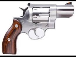 8 shot 357 magnum ruger redhawk you