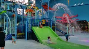 Splash @ Kids Amaze - SAFRA Punggol, Singapore - YouTube