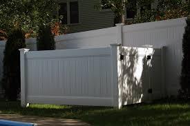 White Fences Gasparini Fence Company Syracuse Ny
