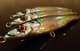 make fishing lures alumilite