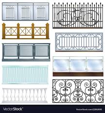 Handrail Baluster Vector Images 64