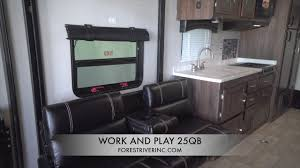 work and play 25wqb forest river rv