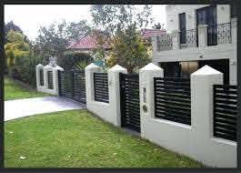 Home Modern Metal Fence Design Metal Fence Gates Designs Modern Modern Wood Metal Fence Designs Modern Metal Fence Designs Home Design Decoration
