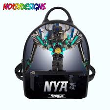 Find More Backpacks Information about 3D Ninjago Games Printing ...