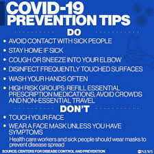 coronavirus symptoms and prevention ...