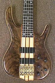 Tiger Elite Series - Ken Smith Basses