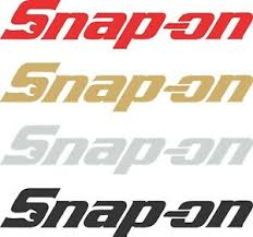 Snap On Tools Decal Large Snap On Truck Decal Wall Window Decal Ebay