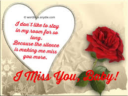 heart touching miss you sms messages
