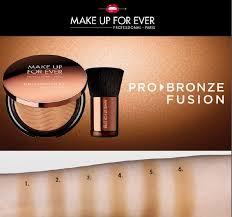 makeup forever matte bronzer 20