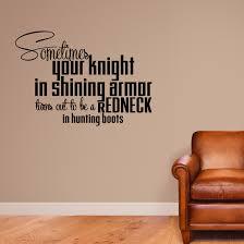 Millwood Pines Otelia Knight In Shining Armor Wall Decal Wayfair