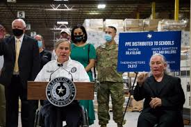 Gov. Greg Abbott Speaks On Texas' PPE Supply, School Opening Plans   HPPR