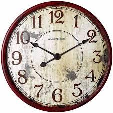 40 625 598 rustic wall clock