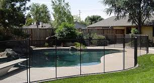 Home New Guardian Pool Fence Systems With The Safest Pool Gate Pool Fence Pool Gate Fence Around Pool