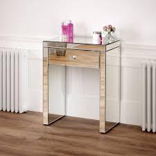 venetian mirrored compact 1 drawer