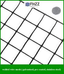 China Black Pvc Coated Welded Wire Fence With 1 2 In X 1 2 In Mesh China Mesh Netting