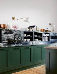 Graham & Brown Color of the Year 2020: Adeline   Green kitchen cabinets,  Home decor kitchen, Green kitchen designs