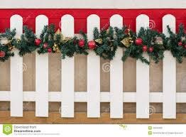34 Picket Fence Christmas Decorations Photos Free Royalty Free Stock Photos From Dreamstime