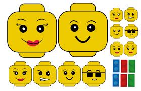 Fiesta De Cumpleanos Lego Linuras Diseno