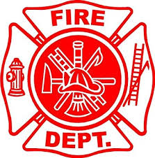 Amazon Com Fire Dept Decal All Of Our Stickers And Decals Can Be Made Yeti Cup Size To At Least Back Glass Vehicle Size Just Message Us And We Will Make You