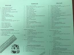 supply lists hialeah elementary