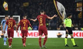 Roma-Lazio, rivivi la MOVIOLA: rigore tolto giustamente col VAR a ...