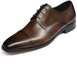 cap toe oxford shoes mens dress shoes