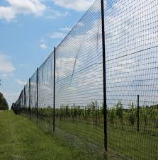 Deer Fence 4 X 330 Trident Economy Poly Animal Fencing For Sale Online Ebay