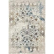 6495 bohemian cream 9x12 area rug