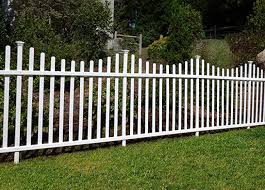 Zippity Outdoor Products Manchester Semi Permanent Vinyl Fence Kit 2 Pack 42 X 92 White 1x Pack Of 2 Amazon Ca Patio Lawn Garden