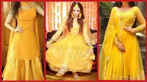 new mehndi dress design 2019 simple
