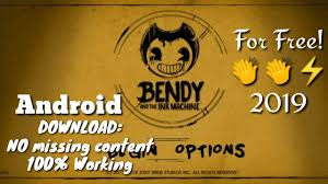 bendy and the ink machine on