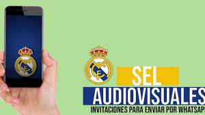 Video Invitacion Virtual Cumpleanos Real Madrid Futbol Sel