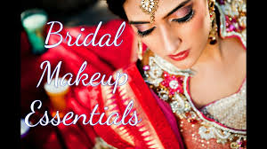 bridal makeup essentials what to