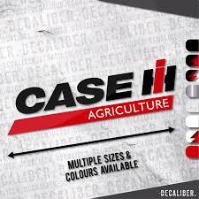 7 1 2 X2 Case Ih Agriculture Logo Sticker Decal