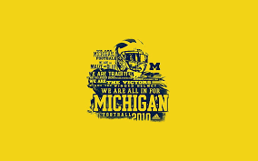 college football michigan wolverines