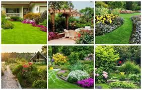 garden design ideas of all styles