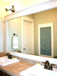 small bathroom mirrors with lights for