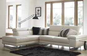 white leather sofa fishpools